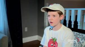 Lethbridge boy teaches others how to grow their own profits