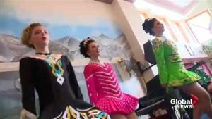 Calgary sisters bring Irish spirit to St. Patrick's Day