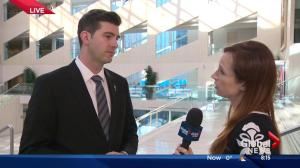 Edmonton Mayor Don Iveson talks pros and cons of Alberta Budget 2016