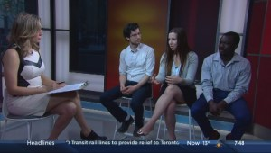 Ontario Election Youth Panel