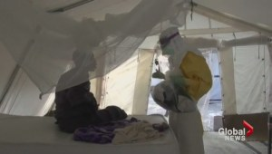N.S. health-care workers to be given Ebola-resistant outfits