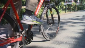 Bike theft victim takes action