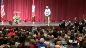 Republicans get earful from voters at town halls over Trump