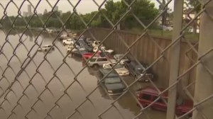 More rain in forecast for waterlogged Texas