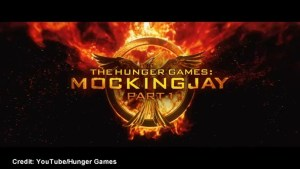 Movie Trailer:  The Hunger Games: Mockingjay Part 1
