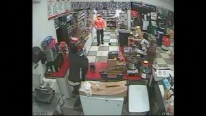 Violent robbery in Florida caught on camera
