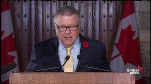 Ralph Goodale welcomes court ruling on data collection by CSIS