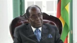 Robert Mugabe says he has no intention as stepping down as President of Zimbabwe