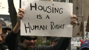 City of Vancouver to dismantle tent city on Hastings Street