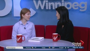The Greenhouse Cookbook on Global News Morning