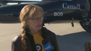 Manitoba Air Show aims to inspire young women and men