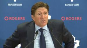 Babcock calls Leafs in Halifax a 'good idea'