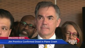 BREAKING: Former Alberta Premier Jim Prentice killed in plane crash