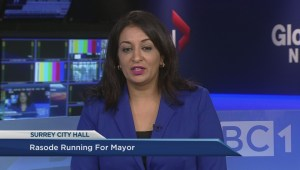 Barinder Rasode is now running for mayor