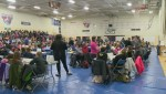 Regina students gather for 'Battle of the Books'