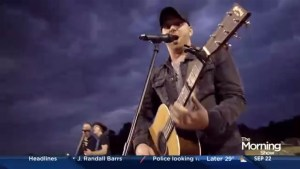 CCMA winner Tim Hicks' new album, Shake These Walls