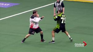 Saskatchewan Rush extend streak against Roughnecks with 13-10 win