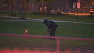 Toronto Police detonate suspicious package found near school in Etobicoke