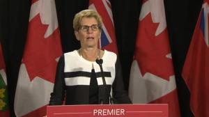 Premier Wynne willing to legislate striking teachers back to work