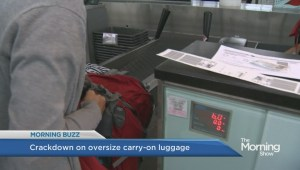 New baggage fees frustrating flyers