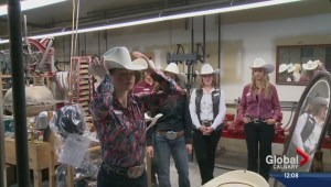 Outfitting the Stampede Queen finalists