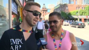 WorldPride is this weekend and businesses along the parade route are gearing up for a massive party.