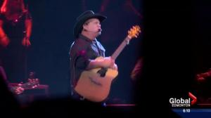 Garth Brooks now playing 9 concerts in Edmonton this February