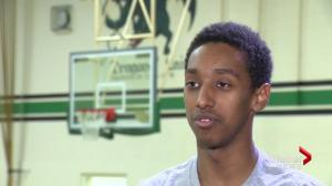 High school basketball guard looks for redemption