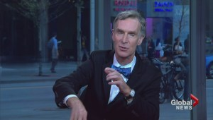 Science talk with Bill Nye the Science Guy!