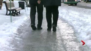 Montrealer wins case against city over icy fall