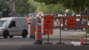 Merchants worry about construction on Monkland Street