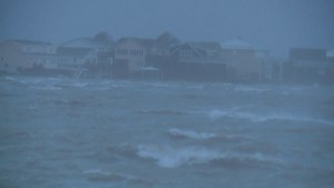 Hurricane Arthur makes landfall in North Carolina