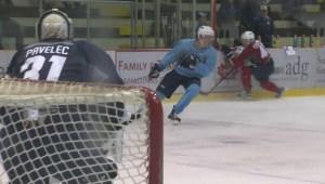 Patrik Laine lands at Winnipeg Jets training camp