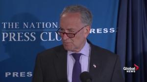 Chuck Schumer puts Sen. Burr on notice over White House contacts