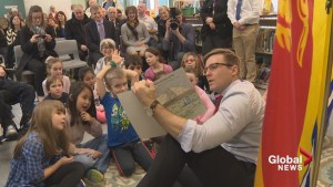 New Brunswick launches literacy strategy aimed at improving rates