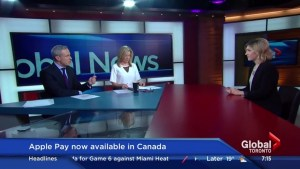 Apple Pay now available in Canada