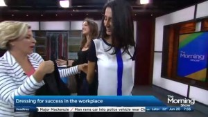 'Dress for Success' empowers women in need