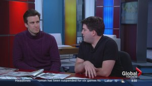 Gavin Creel & Christopher John O'Neill on The Book of Mormon musical
