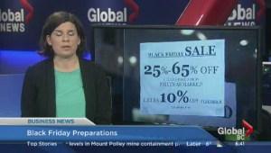 BIV: Black Friday preparations, BC economy predictions