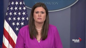 White House comments on CNN story retraction, apology