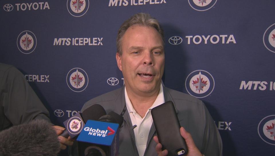 Mark Scheifele signs massive extension with Winnipeg Jets