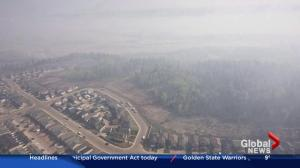 Hundreds of undamaged homes in Fort McMurray not safe to live in