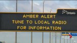 Officials discuss the current state and future of Ontario's Amber Alert system