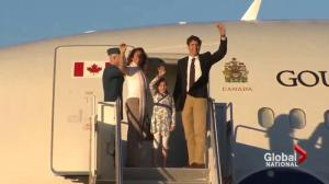 PM Trudeau heads to China to talk trade, human rights