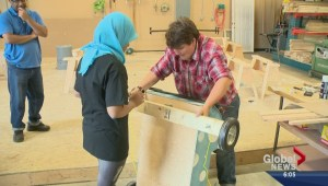 SIAST camps encourage girls to learn skilled trades