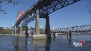 New Pattullo Bridge safety concerns