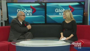 Health Minister Stephen Mandel on his agenda