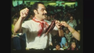 Archived footage of Folklorama in Winnipeg