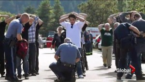 Gunman who opened fire at Umpqua Community College in Oregon, committed suicide