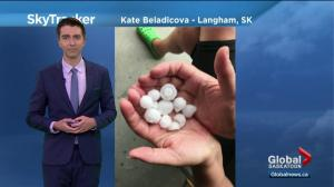 Saskatoon weather outlook: from tornado-warned storms to smoke